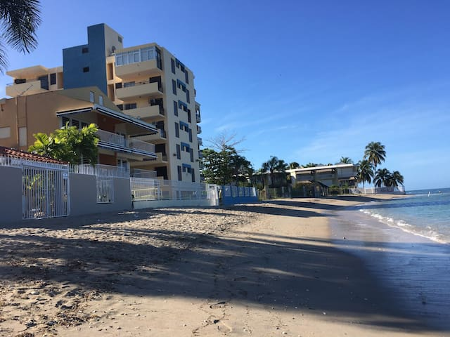 Cozy beachfront apartment!! - Cabo Rojo - Apartmen