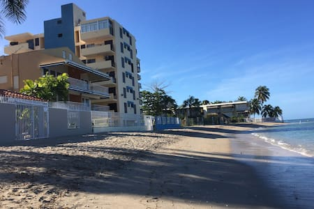 Cozy beachfront apartment!! - Cabo Rojo - Flat