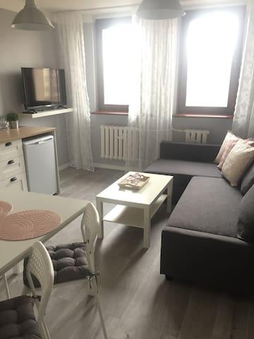 Apartament Oświęcim II