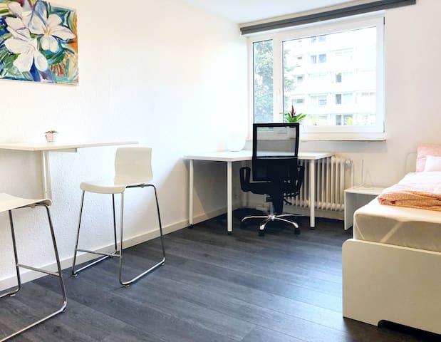 NEU renovierte Wohnung mit perfekter Anbindung