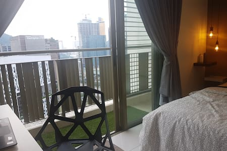 Art Deco Studio Suite@Damansara - Apartment