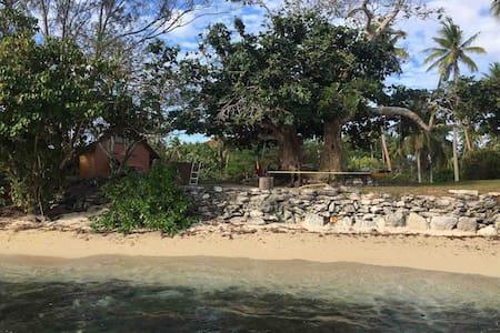 "Beach House ""Lotuma Talei"", Tavewa Island Fiji"