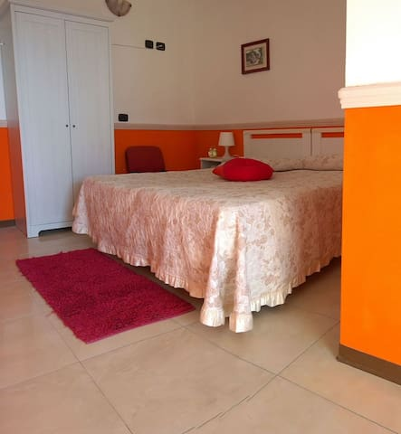 Camera matrimoniale indipendente a 30 mt dal mare - Torre Lapillo - Holiday home