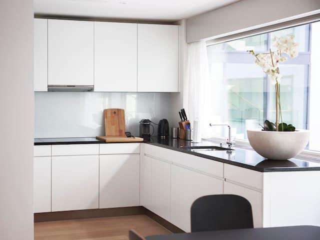 very stylish apartment in the heart of Zurich - Zurique - Apartamento