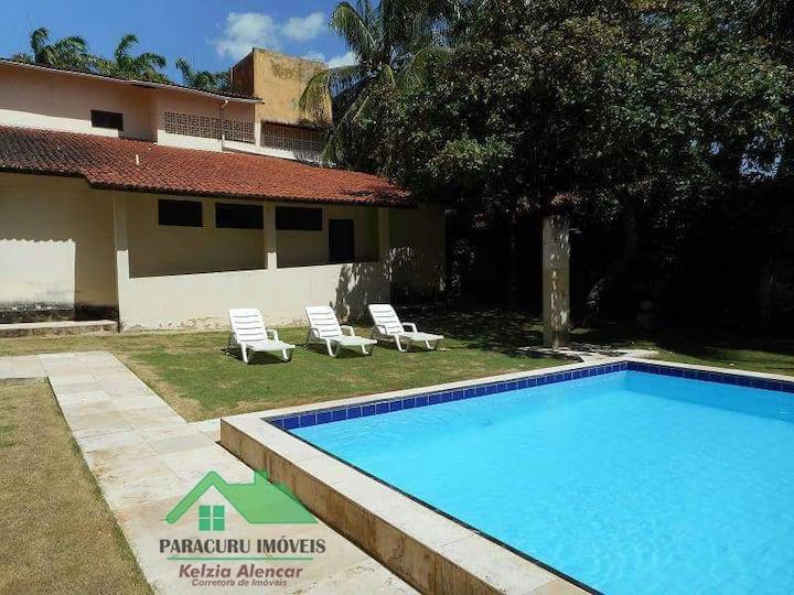 Wonderful House In Center of Paradise Paracuru
