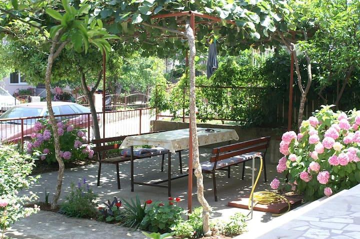 One bedroom apartment with terrace Podaca, Makarska (A-2783-a)