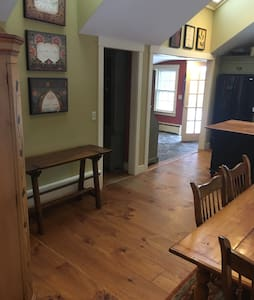 Charming House 5 miles from Dartmouth College - Norwich - Casa