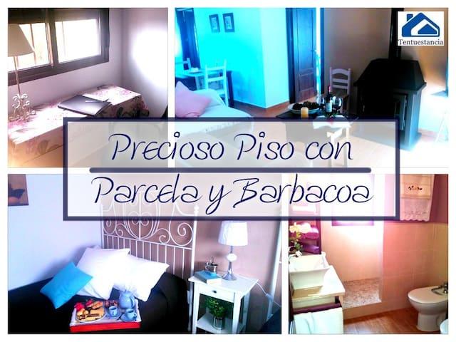 Casa con Parcela en Calera de León - Calera de León - Hus