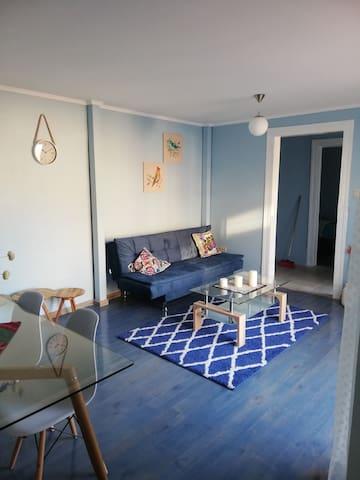 Casa para 5 huespedes centro de Valpo