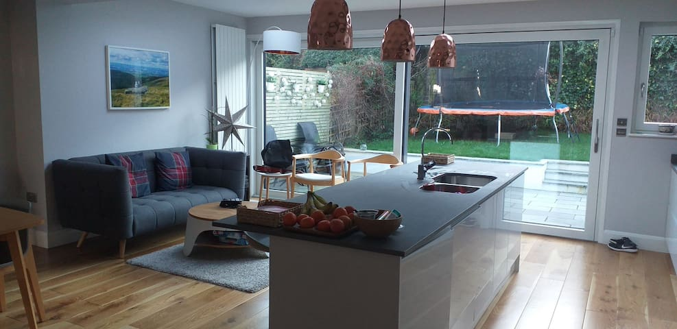 Modern Family Home in Cabinteely