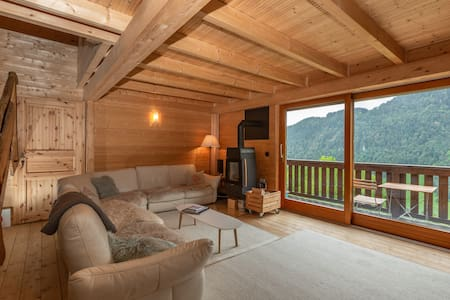 Heidi Chalet - Panoramic View - Modern & Authentic