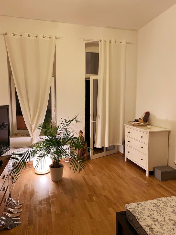 1-Zimmer Wohnung im Herzen vom Prenzlauer Berg.