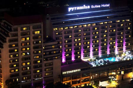 Pyramisa suits and hotel