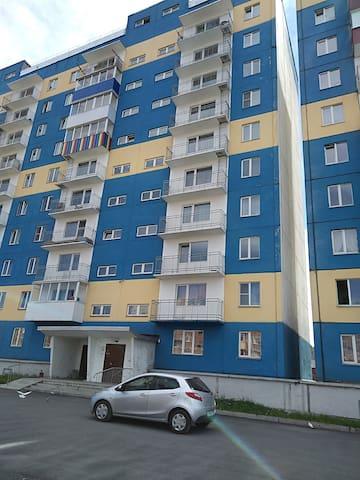 СДАМ УЮТНУЮ КВАРТИРУ В П. ШЕРЕГЕШ !!!  ;-)