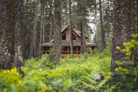 Backcountry Cabin Rental – McCall, ID