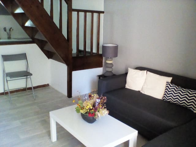 Maison de village entièrement rénovée - Vernet-les-Bains - House