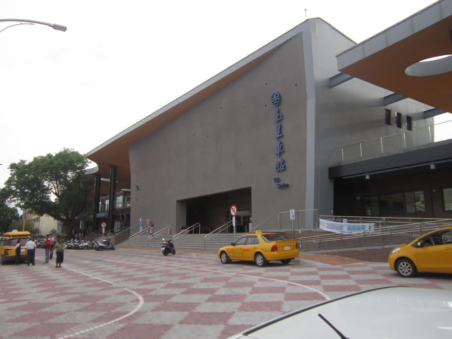 Yuli Station 玉里火車站
