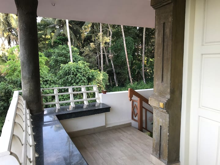 4•Om Villa , Peaceful Gem in Varkala