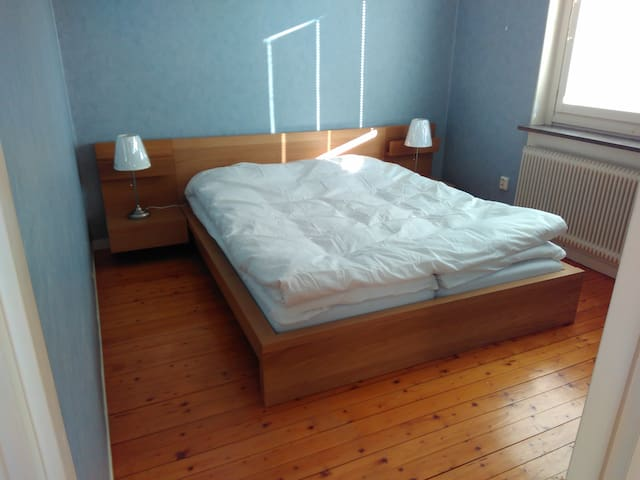 Bright and cosy 1-bed flat 6 min from city center