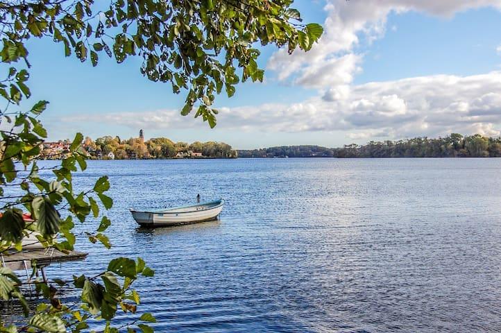 Ruhiges Zimmer am Plöner See