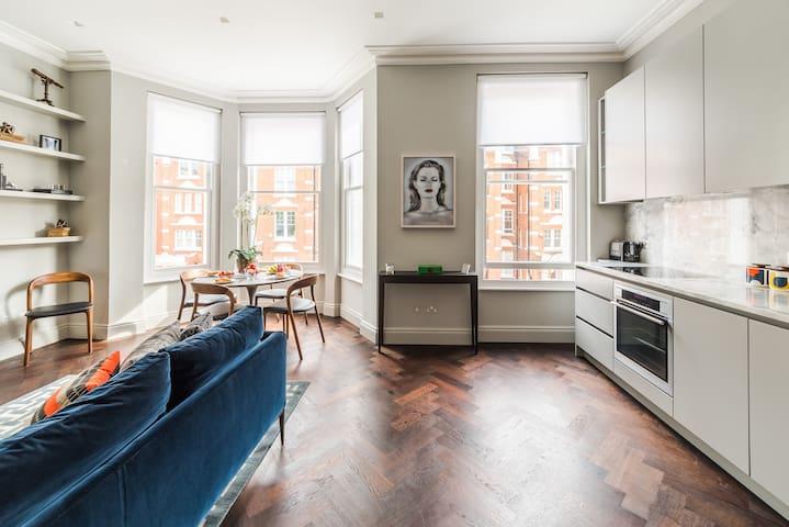 Gorgeous 1bedroom Pad Perfect Kensington location