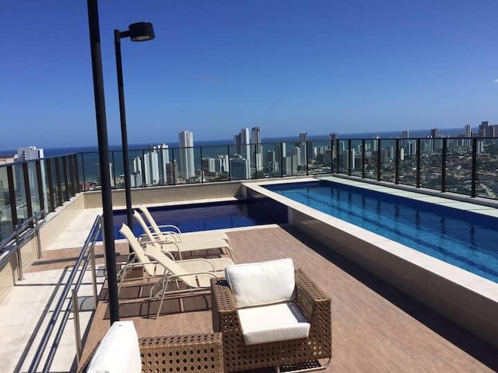 Studio14 beach Recife como você nunca viu
