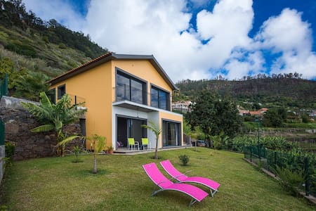 Modern apartment with amazing views - Arco da Calheta