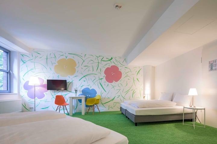 Flowers Hotel Münster - Family Room big
