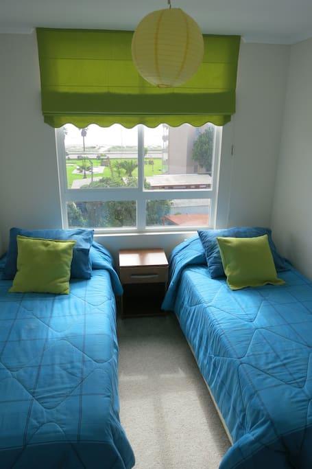 dormitorio 2 con baño