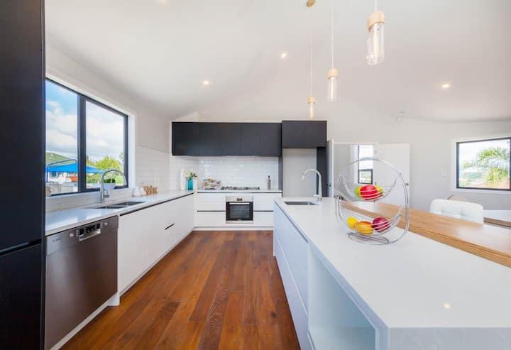 Flat in Modern Smart Home