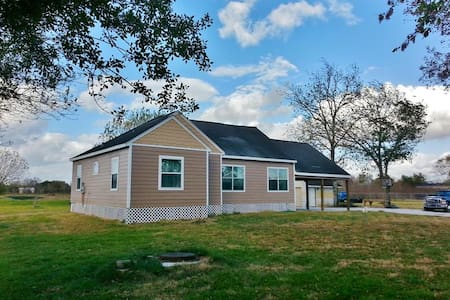 Lovely 2BR Pearland Country Home - Pearland