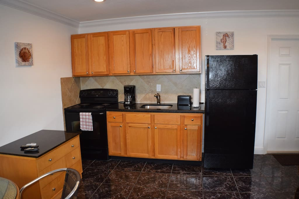 Prepare a delightful meal in this newly remodeled kitchen built just for you!