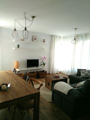 Gran apartamento luminoso
