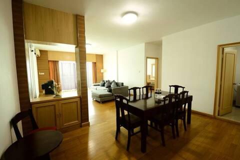 Apartment type C/D, Imperial Suites Bintulu