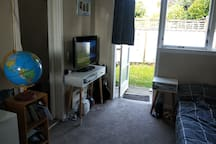 Cosy central flat with green area - unlimited WiFi