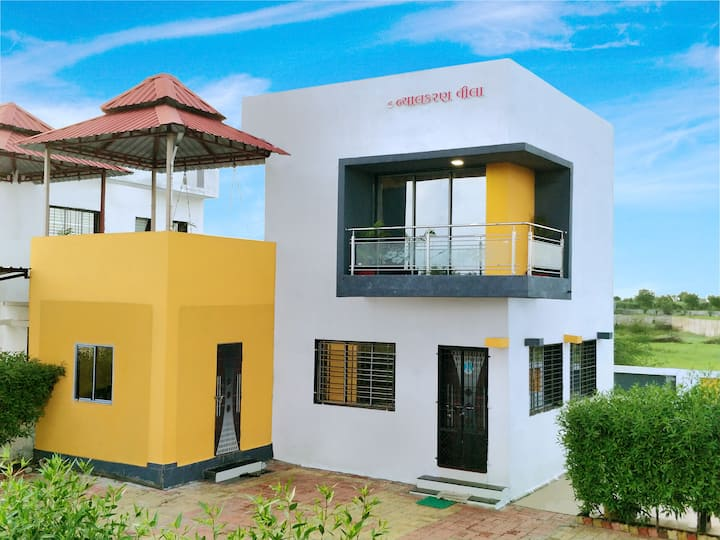 Nature 2BHK villa with private pool