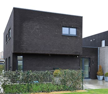 Modern house on a quiet and calm location - Waarschoot - Rumah