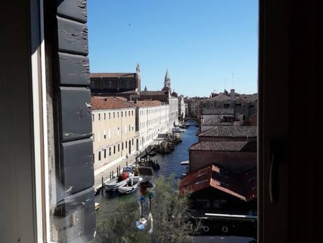 Attic in Venice