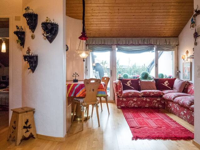 An ideal oasis for your holidays - Celerina/Schlarigna - Apartment