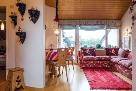 An ideal oasis for your holidays - Celerina/Schlarigna