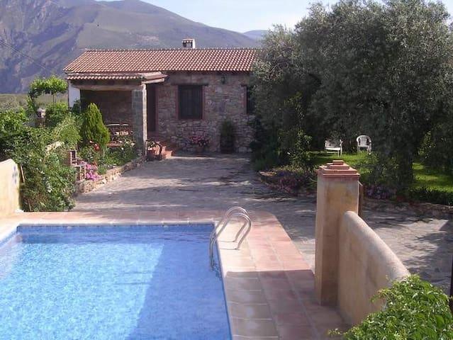 """""""VISTA ALEGRE"""",Orgiva,las Alpujarras,VTAR/GR/00641 - Órgiva - Vakantiewoning"""