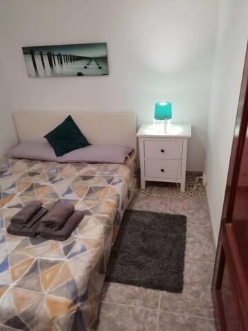 Cosy room in a nice neighbourhood.