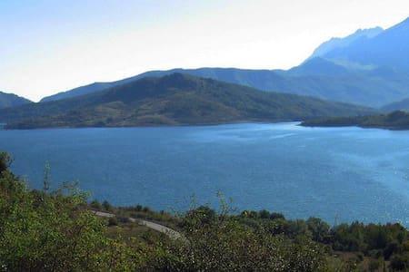 Lago di Campotosto Vista Lago - Campotosto - Ház