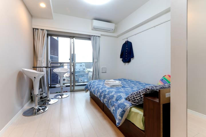 ☆5MIN SHIBUYA | SECURE & NEW | WiFi - Shibuya-ku - Apartment