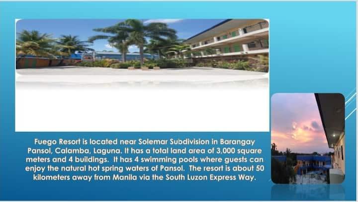 EXCLUSIVE Resort in Calamba Laguna
