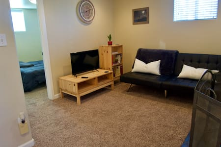 Private One Bedroom One Bath Basement Unit