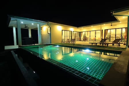 Peaceful 3BR Villa+PrivatePool-Jungle/Coconut View - Ko Samui - Villa