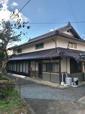 和宿オリジン/京都の山里でホームステイ&田舎暮らし体験【1泊2食付き】