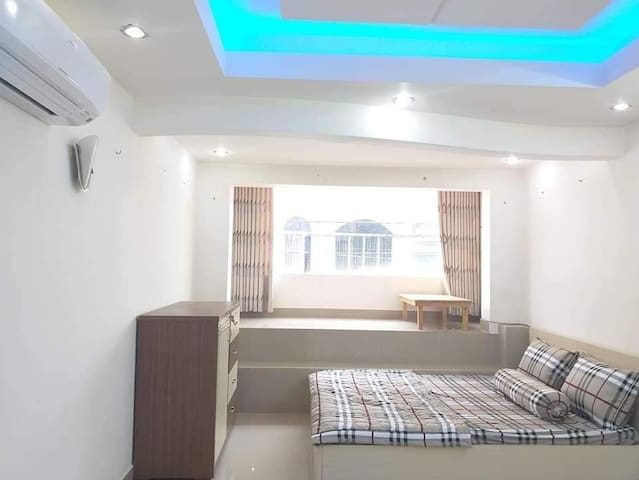 Cozy Airport apartment-5 mins to Airport