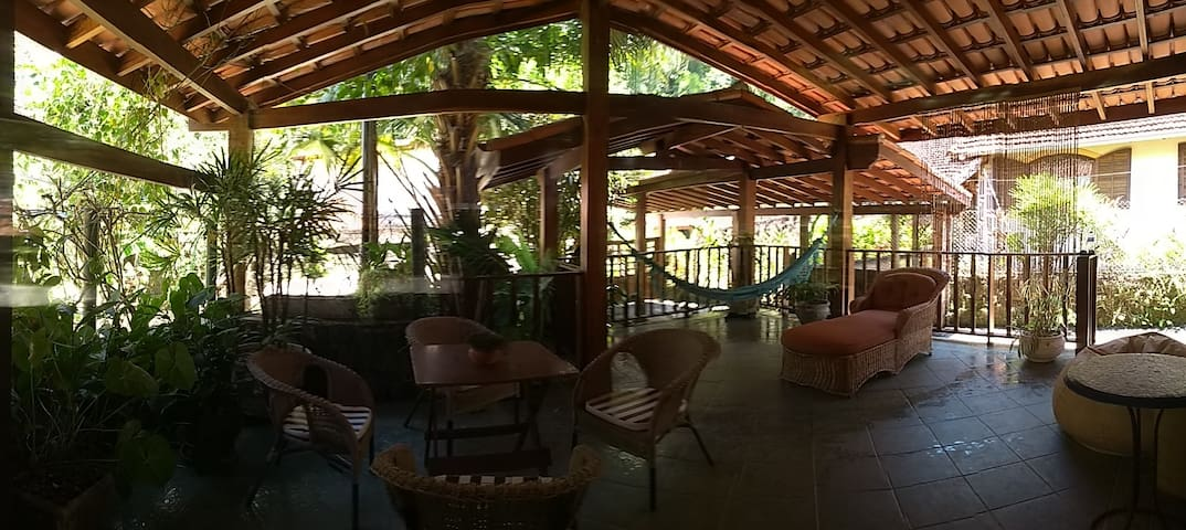 Cozy house in Picinguaba - with parking